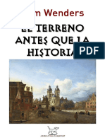WENDERS, Wim Terreno antes que la historia.pdf