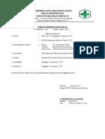 4.2.21(3) Surat Tugas Sosialisasi