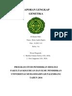 Cover Genetika