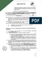 Bases de Beca Reprocidad China - Peru Requisitos