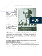 Del Renacimiento Anatómico a La Experiencia.traduccion FINAL