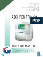 ABX Pentra 60 - Service manual.pdf