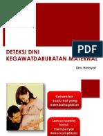 Kegawatdaruratan Maternal.pptx