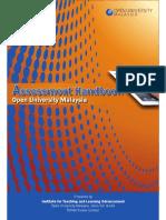 OUM Assessment Handbook