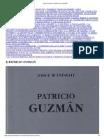 Patricio Guzmán _ 2) Patricio Guzmán