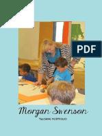 Swenson Teaching Portfolio
