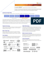 Affinnova Fact Sheet - Intro to IDDEA IIn