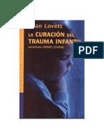 La Curacion Del Trauma Infantil con EMDR
