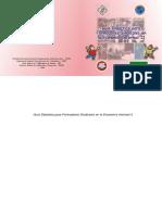 Guia para Formadores Sindicales en la Economía Informal No.2
