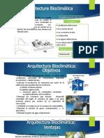 Diapos de Arquitectura Bioclimatica