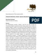 ETNICIDAD ESTRATÉGICA, NACIÓN Y (NEO)COLONIALISMO EN AMÉRICA LATINA