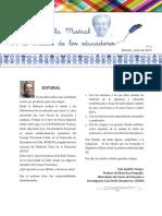 Boletín 1 Profesores de la Araucanía