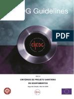 EHEDG DOC 08-2004 - Critérios de Projeto Sanitário de Equipamentos 2ªed