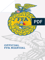 2017 official ffa manual