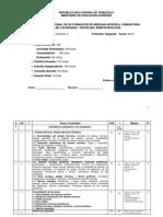 P1 Morfofisiología II
