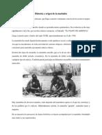 Historia y Origen de La Marimba