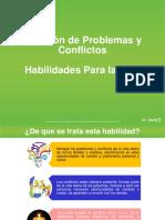 Solución de Problemas y Conflictos HPV