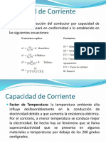 Capacidad de Corriente(Unidad2)