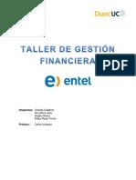 Taller de Gestion Financiera