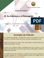15. La Inflacion y el Desempleo.ppt