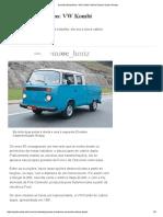 Grandes Brasileiros_ VW Kombi Cabine Dupla _ Quatro Rodas