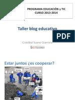 Taller Blog Educativo