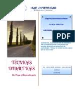 Tarea No 1 Ejemplos de Tecnicas Didacticas