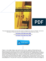 full The Mystery of the Yellow Room (1908) satire   open torrent