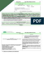 Plano de Disciplina UEA- 2017-2