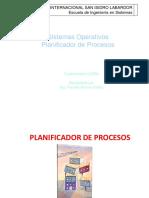 Clase 5 Planificacion