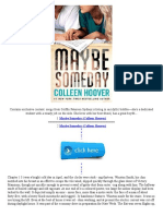 4.1 free Maybe Someday (Colleen Hoover) samsung  find  mobile file sharing 7oPMZfX