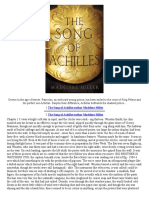 full powell's The Song of Achilles author Madeline Miller Transmission   2shared books a million 2shared cYHOwms