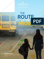 The Route of the Problem