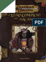D&D 3E - Livro Completo do Arcano - Biblioteca Élfica.pdf