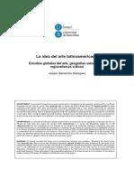 TESIS - La idea del arte latinoamericano - Joaquín Barriendos.pdf