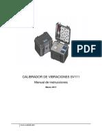 Manual SV111 V1