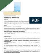Derecho Maritimo 1-5