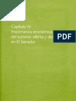 Cap IV Importancia Economica Del Turismo