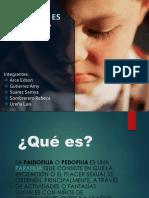Proyecto psicología