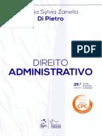 #Direito Administrativo (2016) - Maria Sylvia Zanella Di Pietro