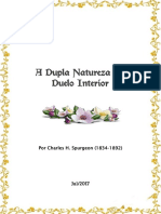 A Dupla Natureza e o Duelo Interior – Spurgeon