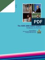 AIDS 2008 Impact Report