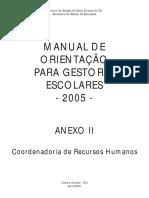 Manual de Gestores SED MS