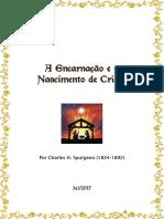 A Encarnação e o Nascimento de Cristo - Spurgeon