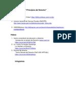 Investigación, gestión y búsqueda de información