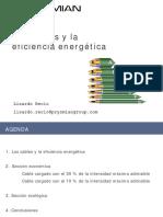 3 Dimensionamiento Eficiente de Cables Electricos PRYSMIAN GROUP Fenercom 2015