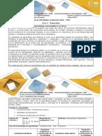 Guía de actividades y rúbrica de evaluación - Fase 4 - Propositiva