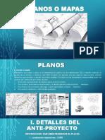 Planos o Mapas