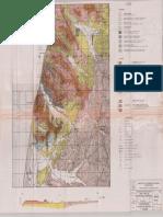 Plano Geologico Situacion de Muestras y Labores 3w