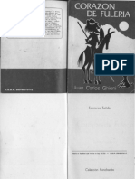 Ghioni, Juan Carlos - Corazon de Fuleria (Ed Salido, 1991)